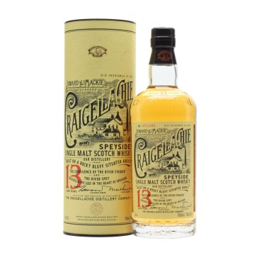Craigellachie 13 Years Old Single Speyside Malt Whisky